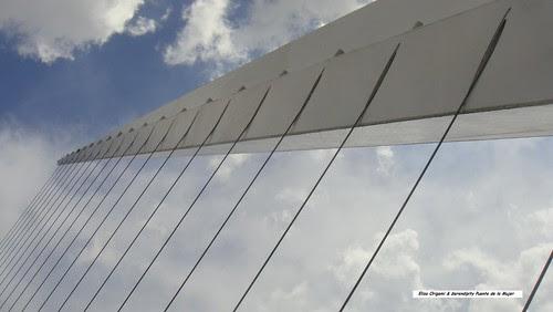 Puente de la Mujer, S. Calatrava, Puerto Madero, Buenos Aires, Argentina, Elisa N, Blog de Viajes, Lifestyle, Travel