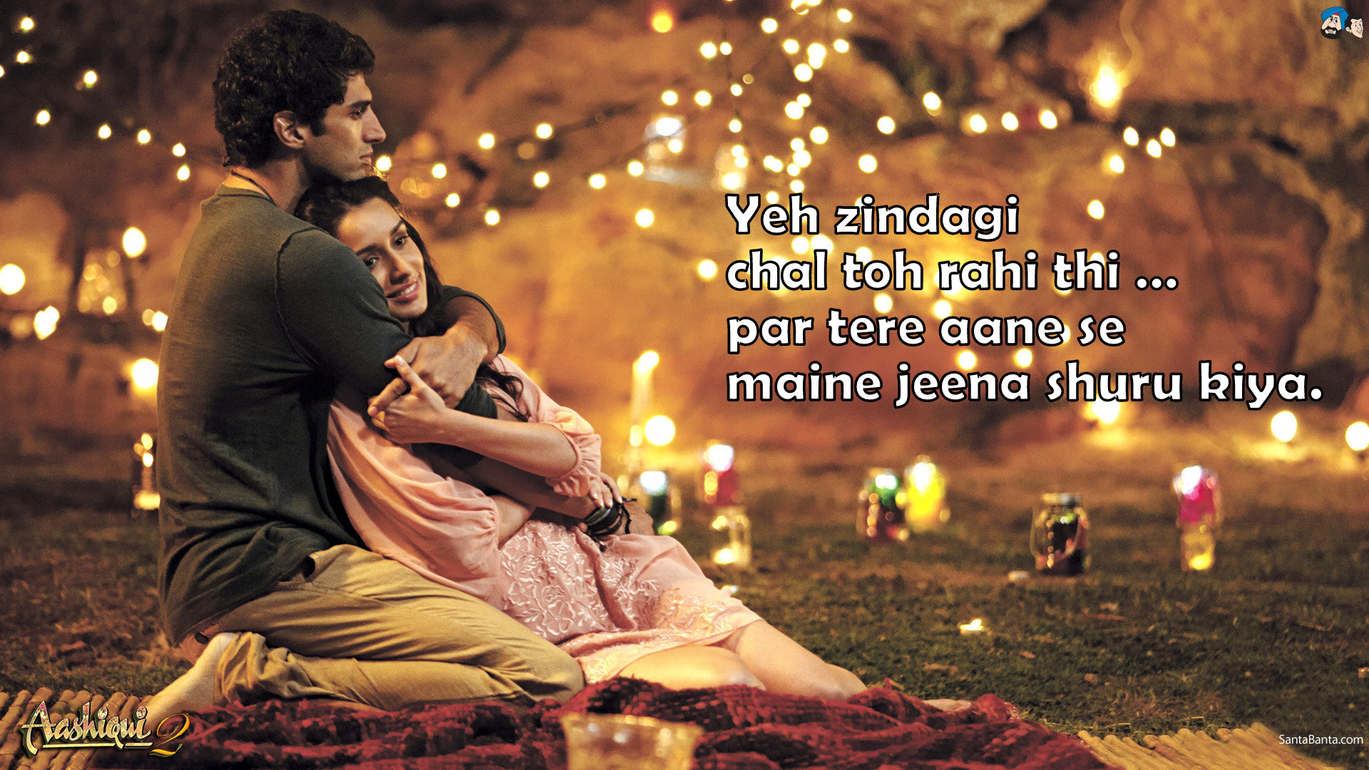 love dialogues from some Bollywood movies… Aashiqui 2