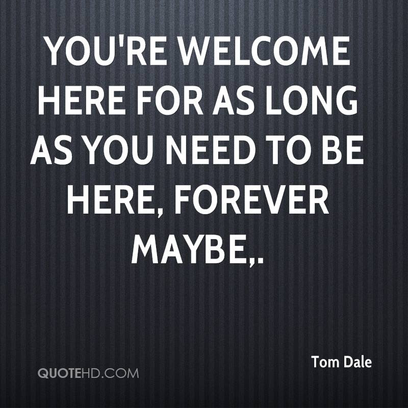 Tom Dale Quotes Quotehd