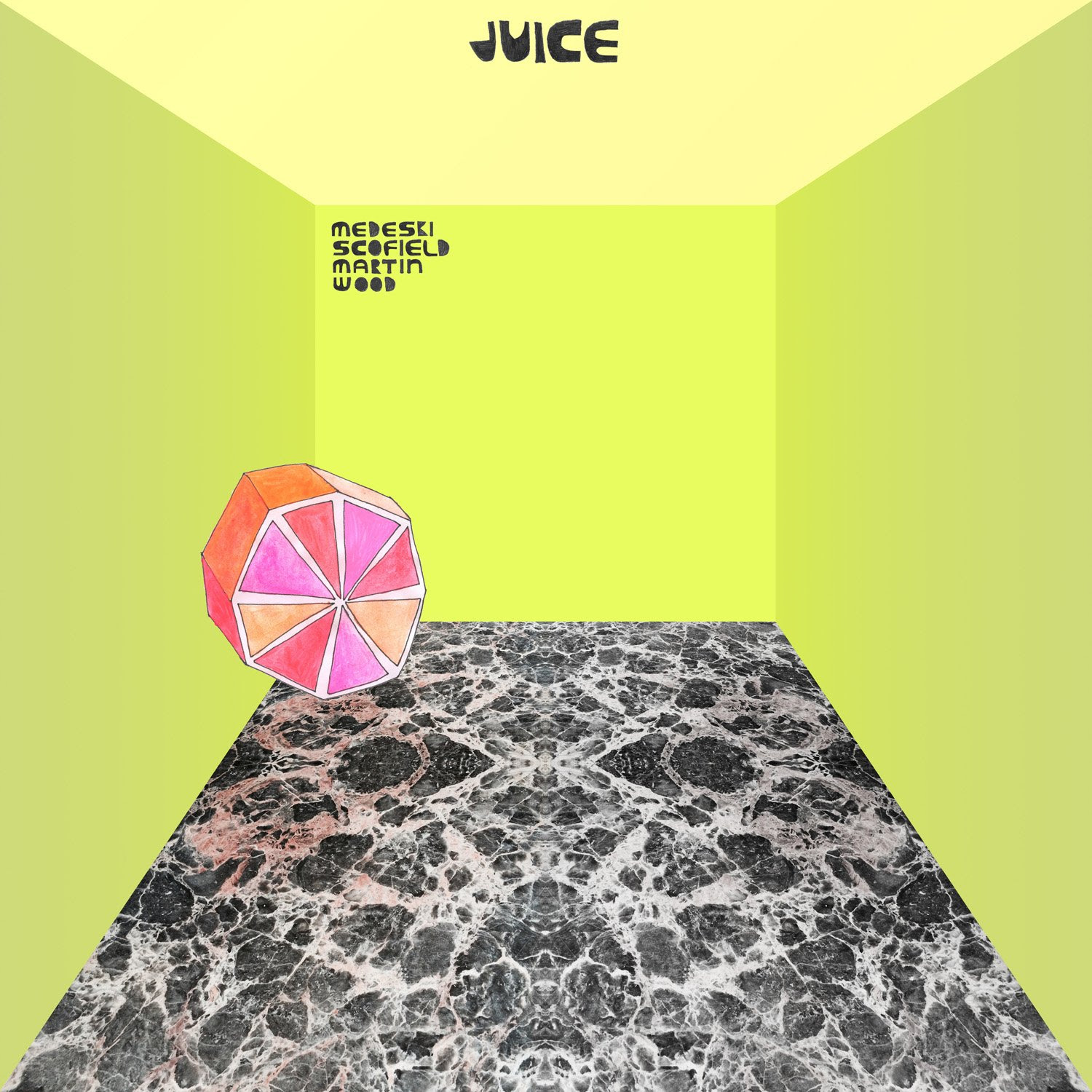 Medeski Scofield Martin & Wood  - Juice cover