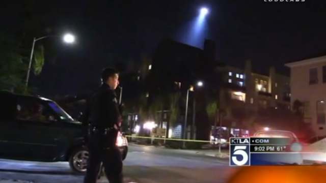 Los Angeles Chronicles : 2 teens shot, 1 killed, in Pico-Union, police say.