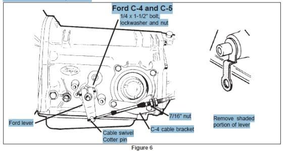 30 Ford C4 Transmission Parts Diagram