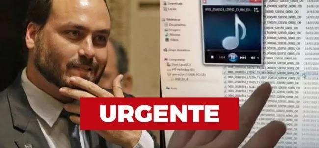 """Farsa da Globo é desmontada: """"A voz da ligação não é de Bolsonaro""""  (assista o vídeo)"""