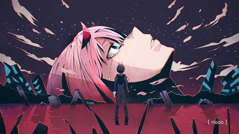 darling   franxx wallpaper zerochan anime image board