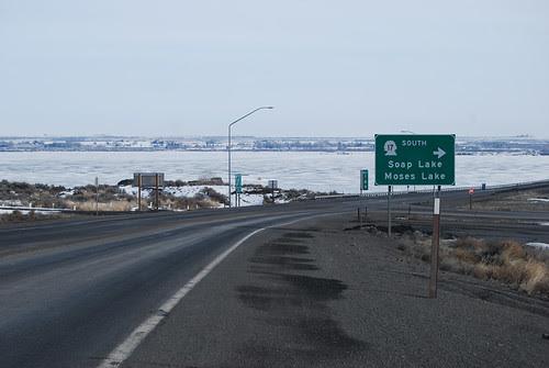 US 2 @ SR 17 southward