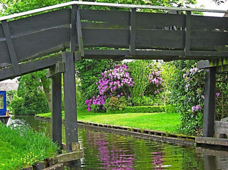 Giethoorn, a Veneza rural da Holanda 31