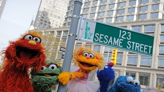 Waze app can tell you how to get to Sesame Street | Tingle Tech