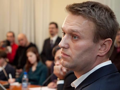 Алексей Навальный на дебатах в Высшей школе экономики by hegtor