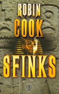 Okładka książki Sfinks