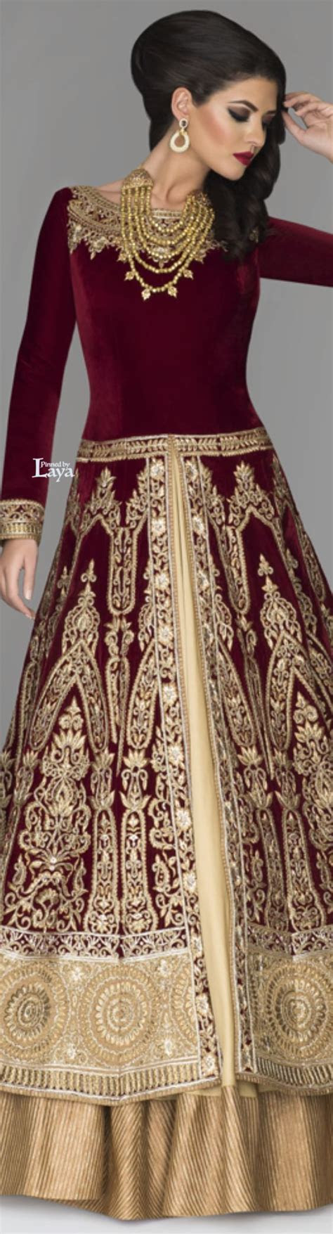 Latest Fancy & Embroidered Frocks Collection   Stylo Planet