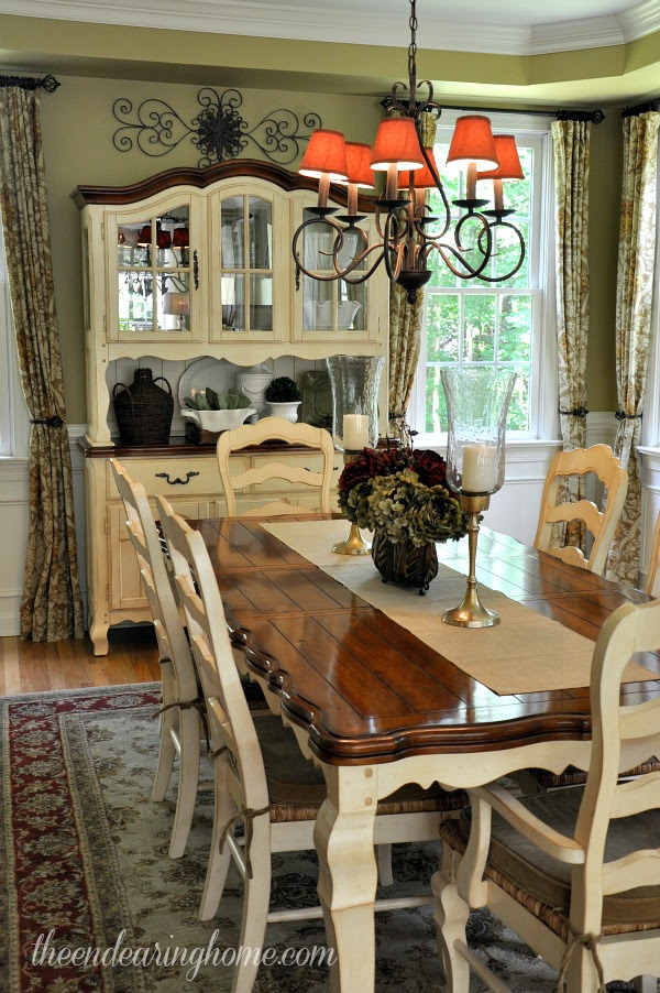 Dining Room - The Endearing Home