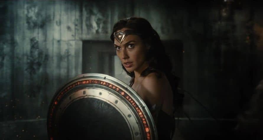 Justice League Gal Gadot Wonder Woman Steppenwolf