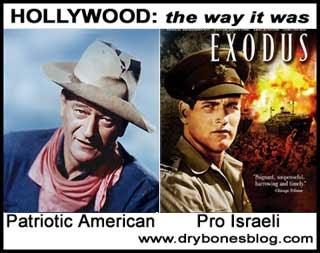 John Wayne & Exodus