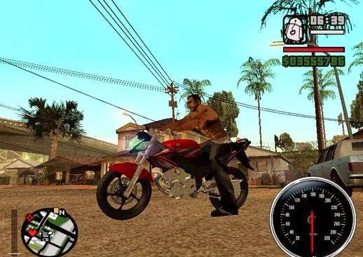GTA San Reas Indonesia