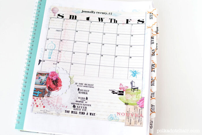 Image result for idea for diy planner