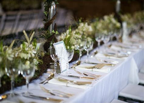 Woodland inspired home wedding in France