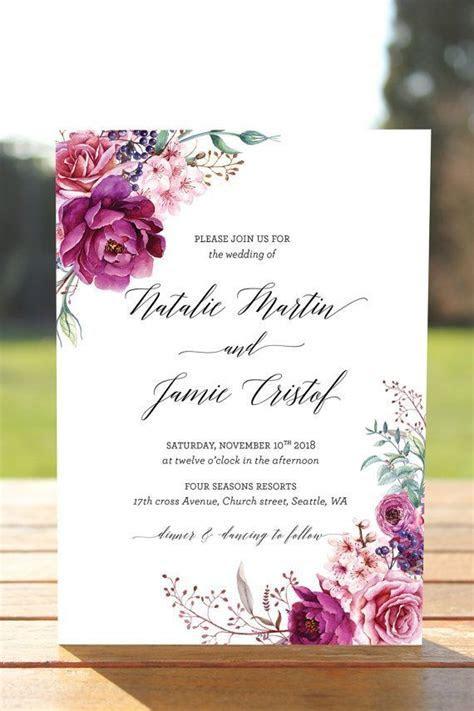 Best 25  Bohemian wedding invitations ideas on Pinterest