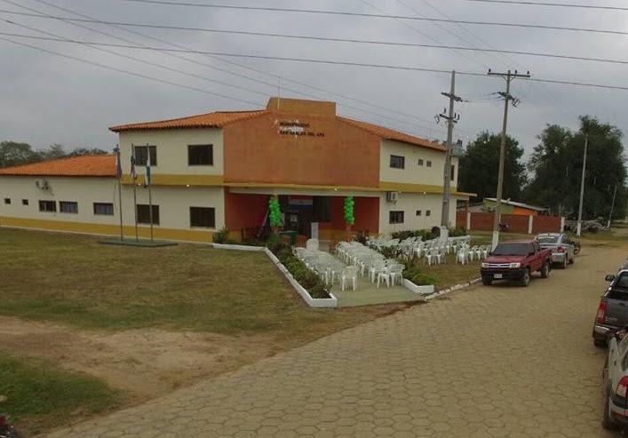Resultado de imagen para Municipalidad de San Carlos del Apa concepción