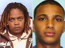 Hoke County robbery suspects