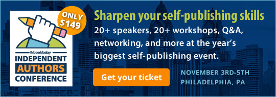 Sharpen your self-publishing skills. 20+ speakers, 20+ workshops, Q&A, networking, and more at the year's biggest self-publishing event.