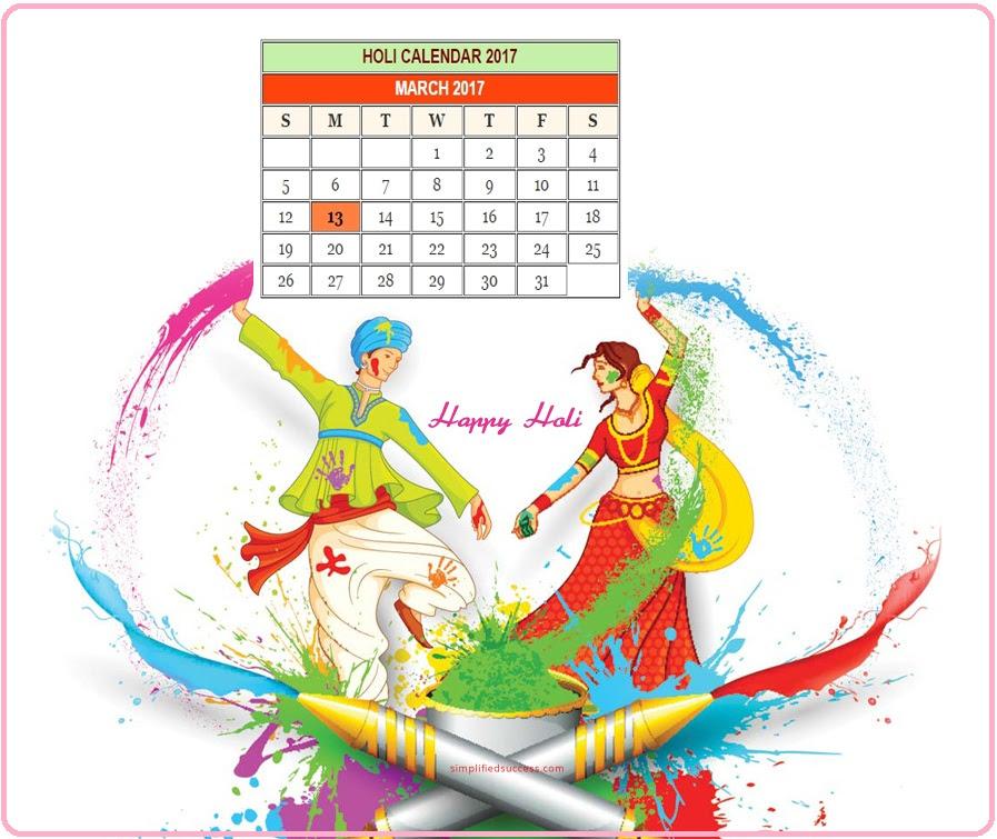 Check}Holi Calendar 2017 Date Of Holi Festival in 2017 Time Schedule
