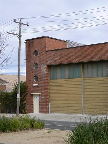 Warehouse 44, Essendon Airport