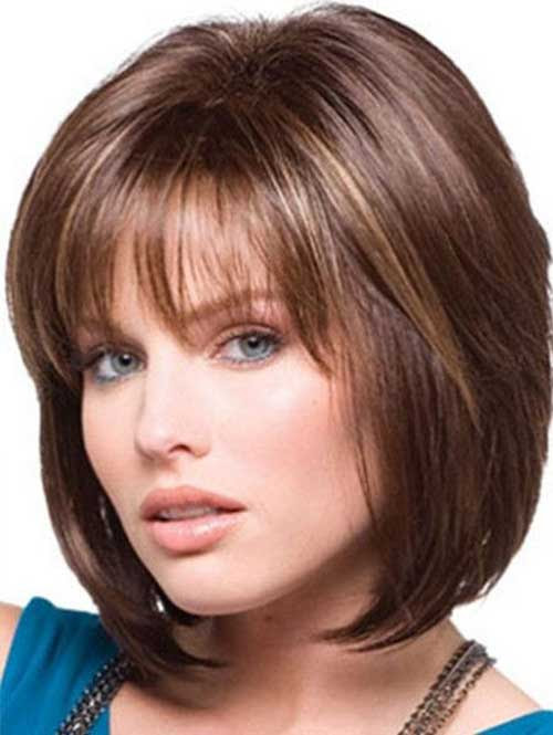 Bob With Bangs Bob Hairstyles 2015 Short Hairstyles for Women | Haircuts