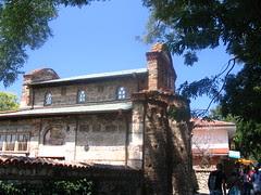 Old theater, Nessebar, Bulgaria