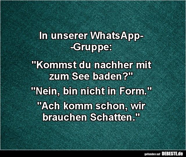 Whatsapp Gruppen Lustig - Coole WhatsApp-Gruppennamen: 65