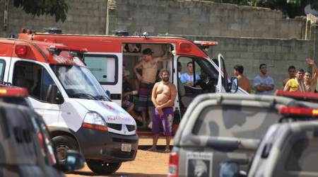 Brazil: Nine inmates reported dead battle after rival gangs battle in prison