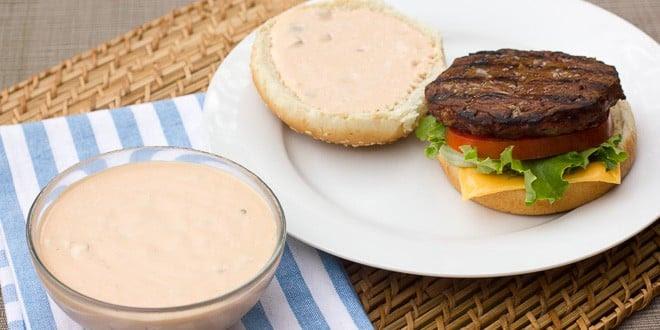 Big Mac Secret Sauce Copycat Recipe - McDonald's burger sauce