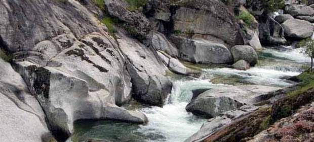 España: Garganta de los Infiernos, saltos de agua en el Valle del Jerte