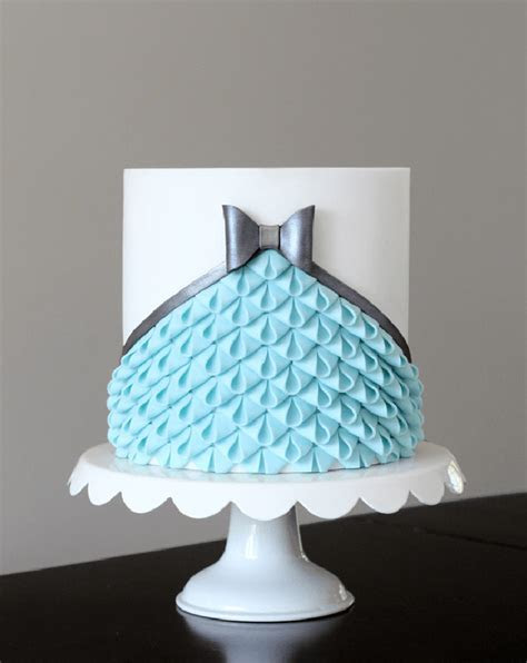 11 Non Froufrou Wedding Cakes from Jessica Harris Cake
