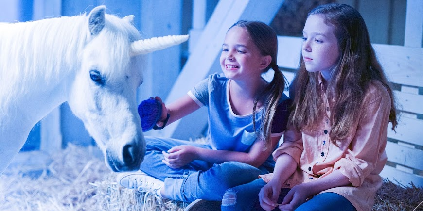 Wish Upon a Unicorn (2020) Movie English Full Movie Watch Online