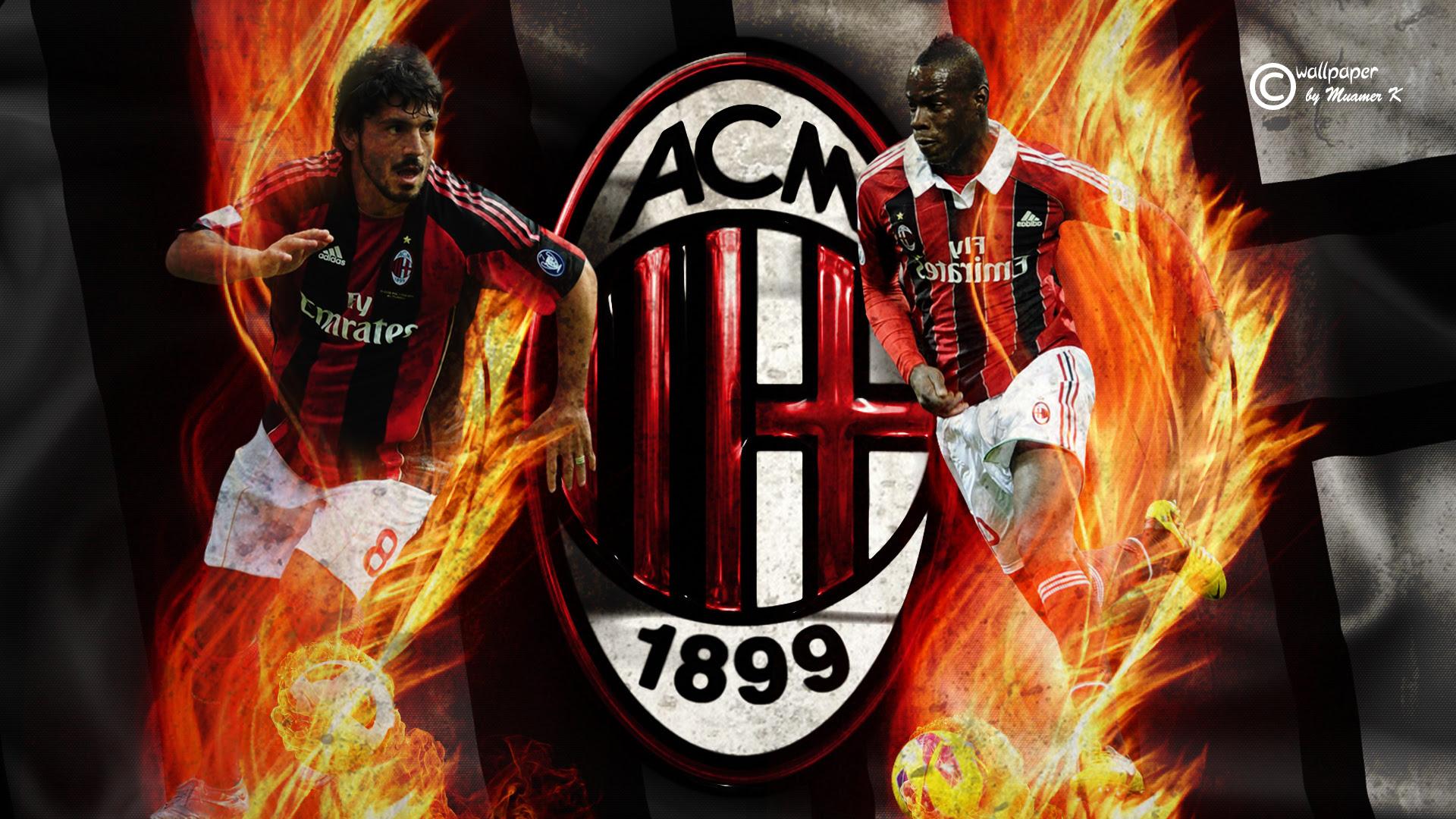 AC Milan [HD Wallpaper] by muamerART on DeviantArt