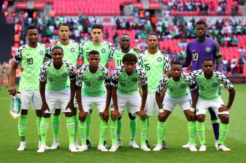 Rohr Announces Nigeria's 23-man Squad for Russia 2018