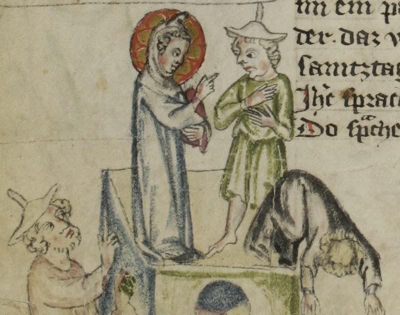 Apokryphen Jesus Tötet Kind
