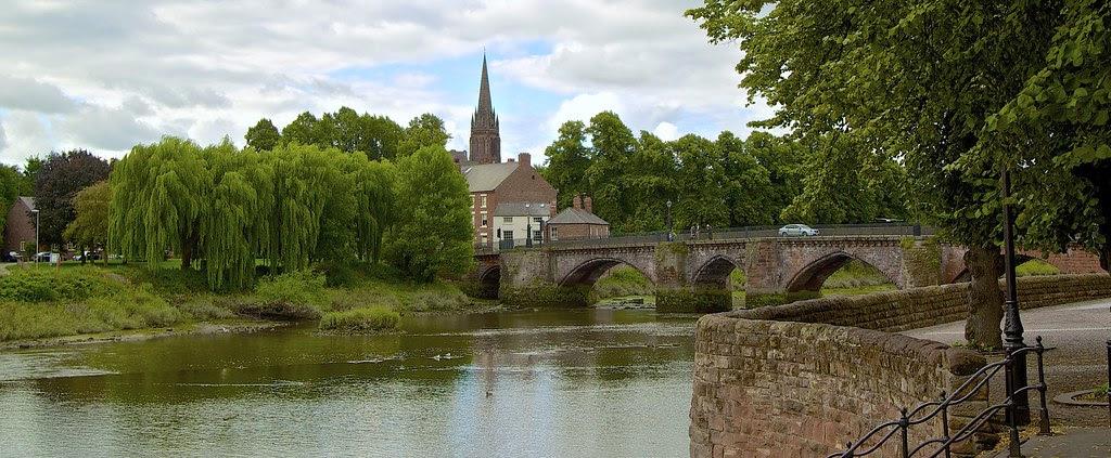 Handbridge ....... English Civil War