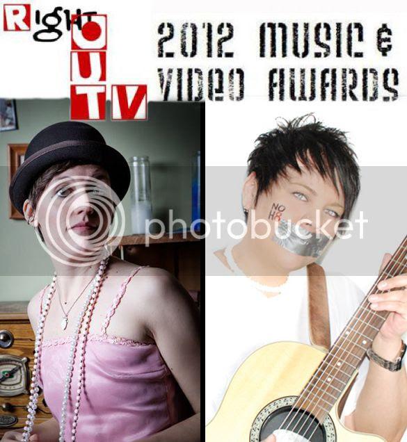 2012 RightOutTV Award, Kat Devlin & Summer Osborne