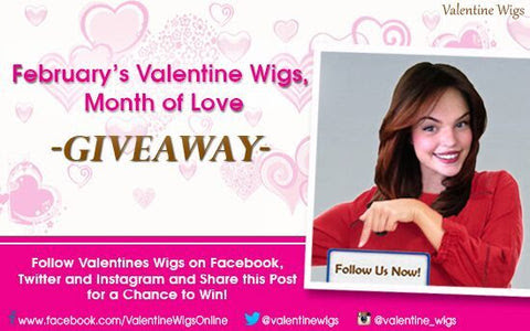 wigs giveaway
