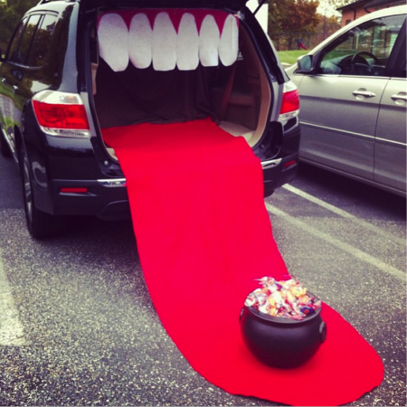 12 Spooktacular Trunk Or Treat Ideas Ebay Motors Blog