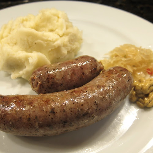 Homemade Polish Sausage