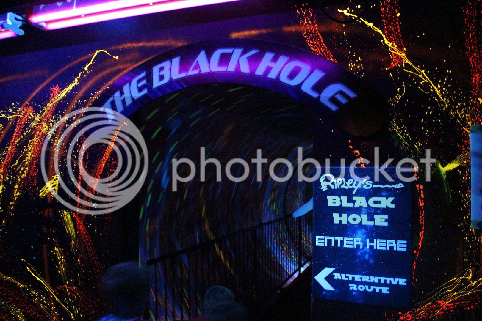 Black hole at Ripley's