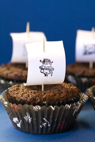 Very Chocolatey Brownie Cupcakes