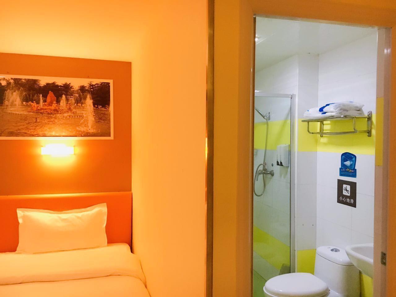 Review 7 Days Inn Chongqing Wanzhou Gaosuntang Branch