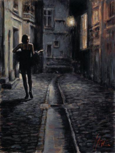 fabian perez el paseo paintings