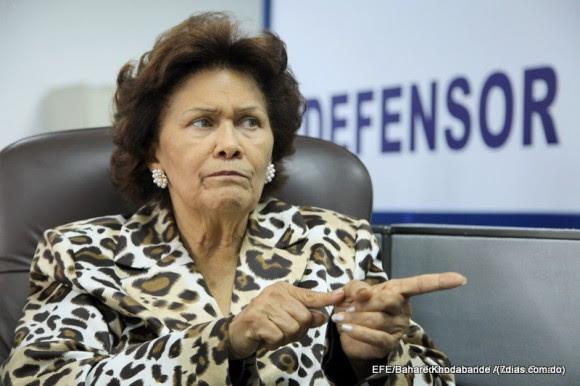 La Defensora del Pueblo pide evitar confrontación marcha contra corrupción