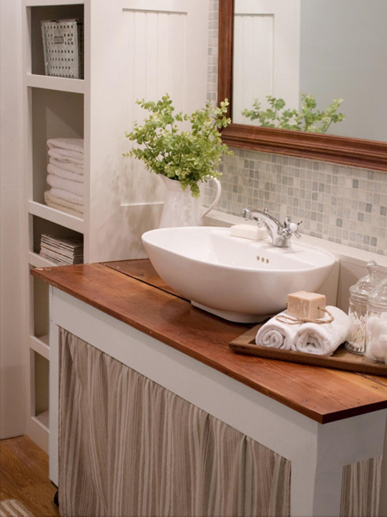 20 Small Bathroom Design Ideas | Bathroom Ideas & Designs ...