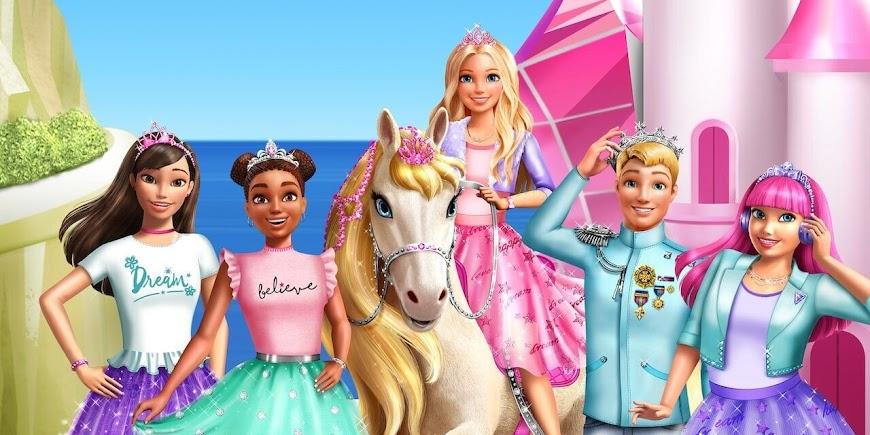 Barbie: Princess Adventure (2020) Streaming Full
