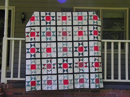 Front of H2H quilt